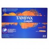 Tampax Compak Super Plus 22 Unités