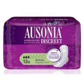 Ausonia Discreet Serviettes Pour Incontinence Normale 12 Unités