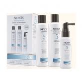 Nioxin Hair System 5 Coffret 3 Produits
