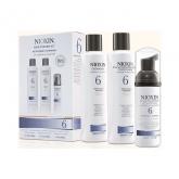 Nioxin Hair System 6 Coffret 3 Produits