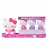 Hello Kitty Nail Station Coffret 4 Produits