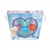 Disney Frozen Sisters & Snowflakes Vernis à Ongles Coffret