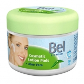 Bel Premium Cosmetic Lotion Pads Aloe Vera 30 Unités