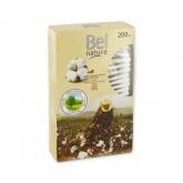 Bel Nature Bâtonnets En Cotton 200 Unités