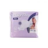 My Day Men Active Serviette Pour Incontinence 14 Unités