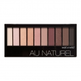 Wet N Wild Color Icon Au Naturel Eyeshadow 10 Palette Bare Necesities