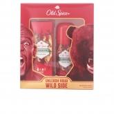 Old Spice Bearglove After Shave Vaporisateur 100ml Coffret 2 Produits