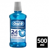 Oral-B Pro-Expert Professional Protection Fresh Mint Mouthwash 500ml