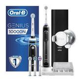 Oral-B Genius 10000N Sensi Ultrathin Brosse À Dents Électrique Coffret 5 Produits