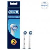 Oral-B Precision Clean Tête De Brosse 2 Unités