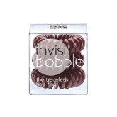 Invisibobble Hair Ring Chocolate Brown 3 Produits