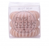 Invisibobble Hair Ring To Be Or Nude To Be 3 Produits