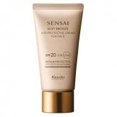 Kanebo Sensai Silky Bronze Crème Visage Spf20 50ml