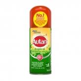 Autan Tropical Repellent Sec Vaporisateur 100ml