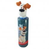 Cartoon Pets Espuma Baño Tapón 3D 250ml