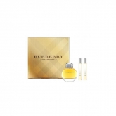 Burberry For Women Eau De Perfume Spray 50ml Coffret 3 Produits 2018