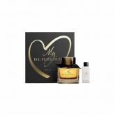 My Burberry Black Eau De Parfum Vaporisateur 50ml Coffret 2 Produits