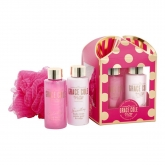 Grace Cole Sweet Peony And Vanilla Gel 100ml Coffret 3 Produits 2017