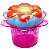 Magic Flowerpot Hairbrush For Little Girls