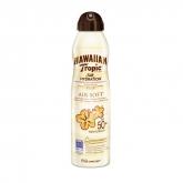 Hawaiian Tropic Silk Hydration Air Soft Brume De Protection Solaire Spf50+ 177ml