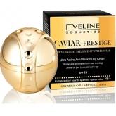 Eveline Coffret Ultra Active Anti Wrinkle Day Cream 50ml And Mascara 2 Produits