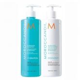 Moroccanoil Hyrdation Shampooing Hydratant 500ml Coffret 2 Produits 2018