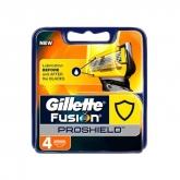 Gillette Fusion Proshield Refill 4 Units