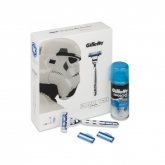 Gillette Match3 Turbo Star Wars Coffret 3 Produits 2018