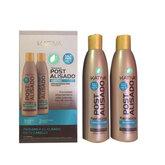 Kativa Keratina Shampooing Cheveux Lisses 250ml Coffrett 2 Produits 2020