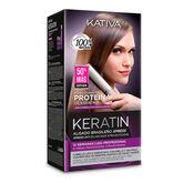 Kativa Keratin Lissage Brésilien Xpress Coffret 3 Produits 2020