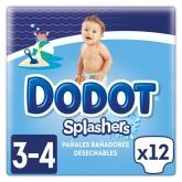Dodot Splashers T-3 12 Unités