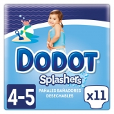 Dodot Splashers T-4 11 Unités