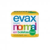 Evax  Normal Fresh Pantyliners Small Bags 20 Einheiten