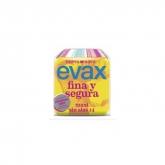 Evax Fina & Segura Maxi Damenbinden Ohne Flügeln 14 Einheiten