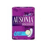 Ausonia Discreet Serviettes Pour Incontinence Maxi 8 Unités