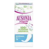 Ausonia Protegeslip Organic Pantyliners 28 Units