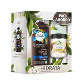 Bio:Renew Coconut Milk Moisturizing Shampoo 250ml Coffret 2 Produits 2021