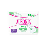 Ausonia Super Organic Protège 10 Unités