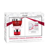 Olay Regenerist Whip Spf30 50ml Set 3 Pieces 2020