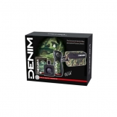 Denim Wild Eau De Toilette Vaporisateur 100ml Coffret 3 Produits