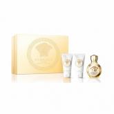 Versace Eros Eau De Parfum Vaporisateur 50ml Coffret 3 Produits