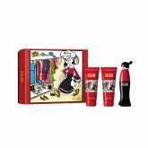 Moschino Cheap And Chic Eau De Toilette Vaporisateur 50ml Coffret 3 Produits 2017