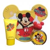 Disney Mickey Mouse Eau De Toilette Vaporisateur 50ml Coffret 2 Produits