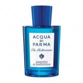 Acqua Di Parma Blu Mediterraneo Ginepro Di Sardegna Eau De Toilette Vaporisateur 75ml