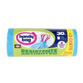 Albal Handy Bag Resistant Non-drip Trash Bag 30l 18 Units