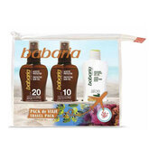 Babaria After Sunbathing Balm 100ml Coffret 3 Produits 2020
