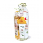 Babaria Baby Aloe Shampoing 600ml Coffret 5 Produits