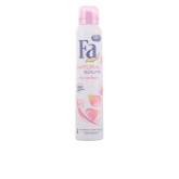 Fa Natural And Pure Rose Blossom Déodorant Vaporisateur 200ml