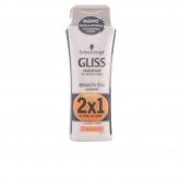 Schwarzkopf Gliss Total Repair Shampooing 2x250ml
