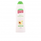 La Toja Gel And Body Milk 650ml